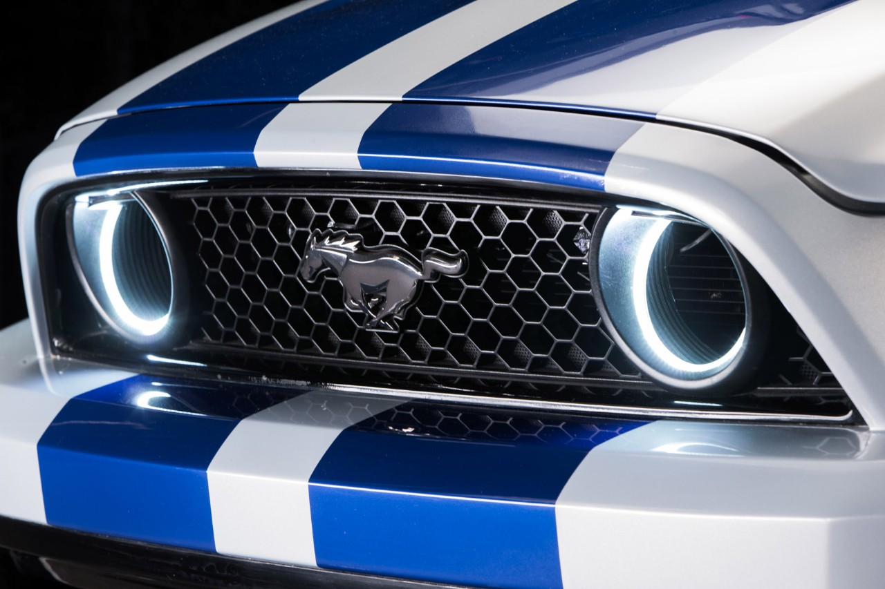 Need For Speed Mustang Photos
