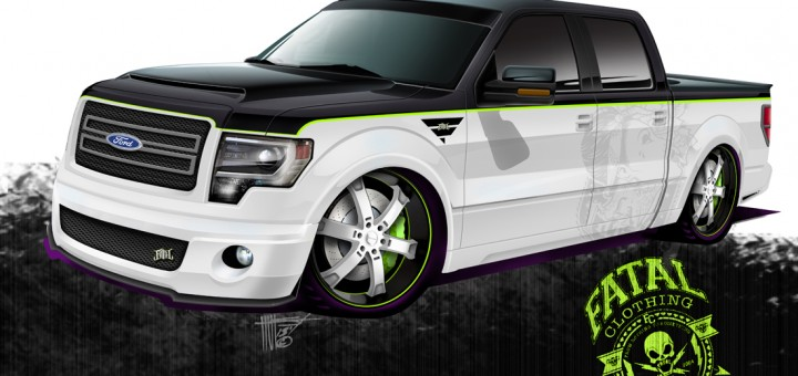 F-150 by Fatal Clothing