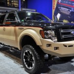 SEMA 2013 - Ford F-150 JR Consulting 1
