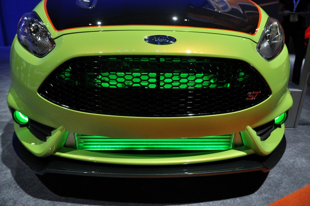 Sema 2013 mrt ford fiesta st is straight out of forza motorsport 5