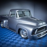 Shannon Tweed Gene Simmons - 1965 Ford F-100 Snakebit