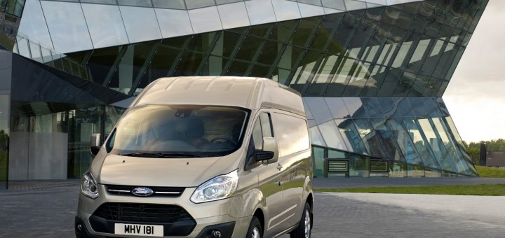 2014 Ford Transit High-Roof