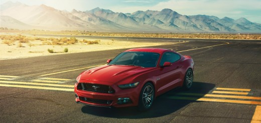 2015 Ford Mustang 12