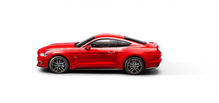 2015 Ford Mustang 19