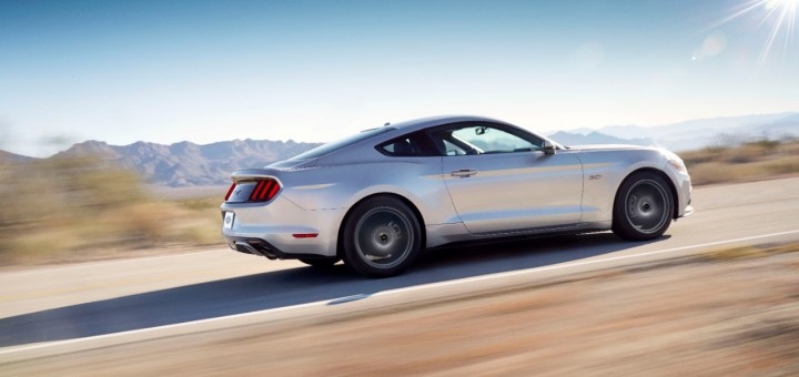 2015 Ford Mustang 39