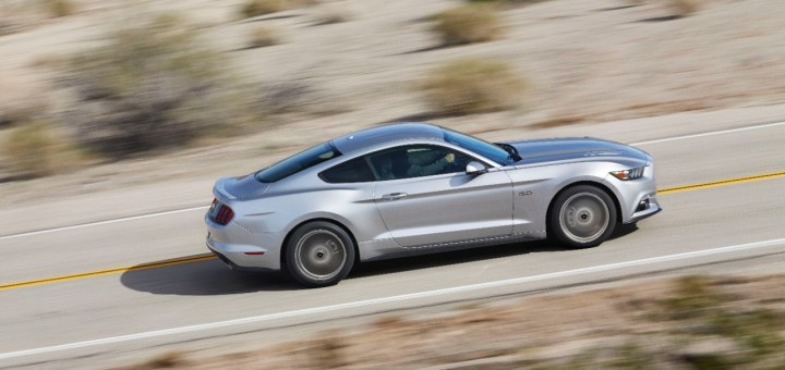 2015 Ford Mustang 44