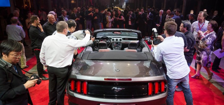2015 Ford Mustang Convertible - Sydney Reveal 3