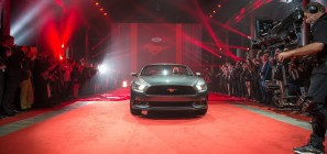 2015 Ford Mustang Convertible - Sydney Reveal 5