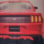 2015 Ford Mustang Leaked 2