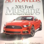 2015 Ford Mustang Leaked 4