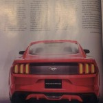 2015 Ford Mustang Leaked 5