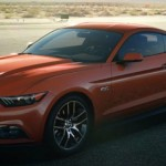 2015 Ford Mustang color - Competition Orange