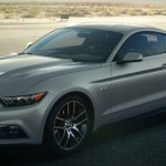2015 Ford Mustang color - Ingot Silver Metallic