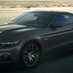 2015 Ford Mustang color - Magnetic