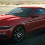 2015 Ford Mustang color - Race Red