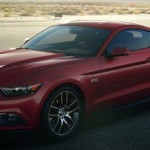 2015 Ford Mustang color - Ruby Red