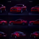 2015 Ford Mustang - design themes