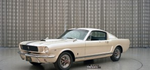Edsel Ford's 1964 Ford Mustang 3