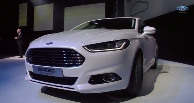 Fifth-generation Ford Mondeo (aka Ford Fusion)