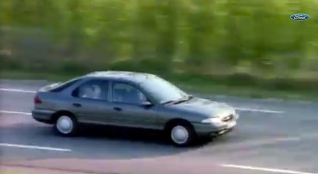 First-generation Ford Mondeo