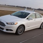 Ford Fusion Hybrid Automated Research Vehicle 02