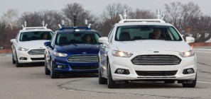 Ford Fusion Hybrid Automated Research Vehicle 03