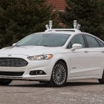 Ford Fusion Hybrid Automated Research Vehicle 04