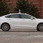 Ford Fusion Hybrid Automated Research Vehicle 05