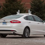 Ford Fusion Hybrid Automated Research Vehicle 08