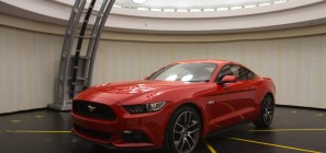 Ford Lighting Lab - 2015 Mustang 1