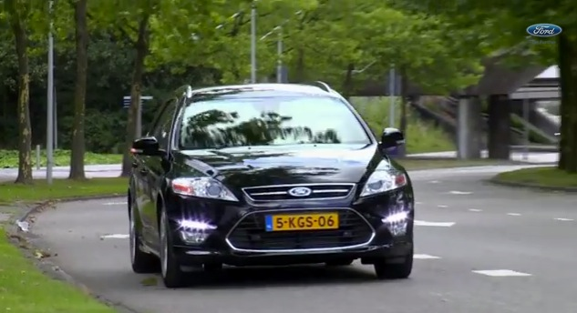 Fourth-generation Ford Mondeo