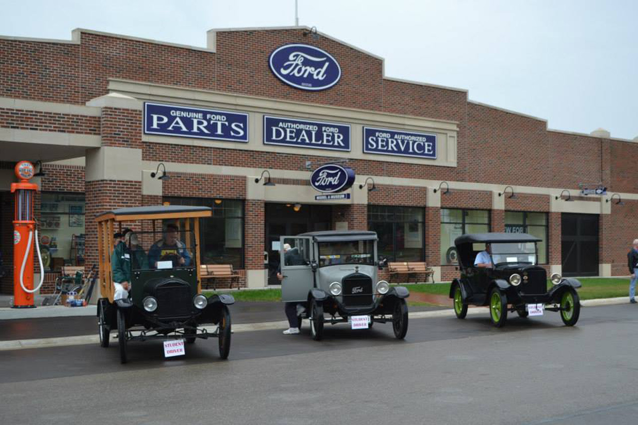 Ford Model T Driving Classes And Instruction
