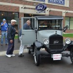 Gilmore Car Museum Model T driving classes 04