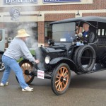 Gilmore Car Museum Model T driving classes 07