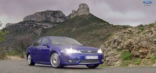 Third-generation Ford Mondeo
