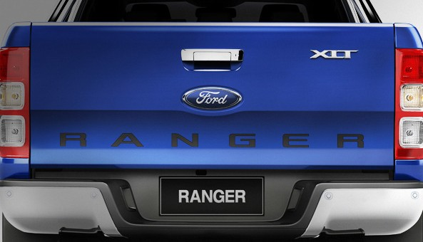 2013 Ford Ranger T6 - Mexico