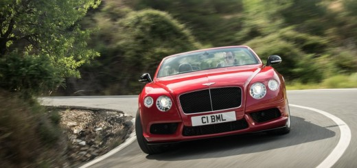 2014 Bentley Continental GT V8 S Convertible 05