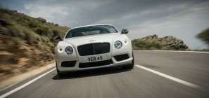 2014 Bentley Continental GT V8 S Coupe 07