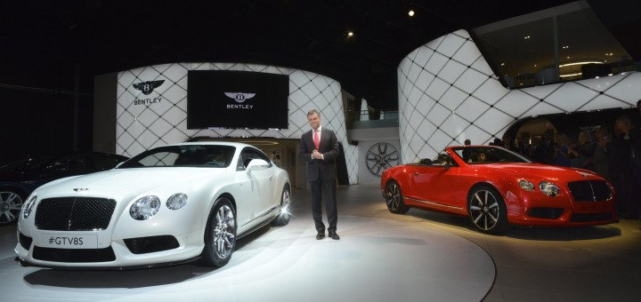 2014 Bentley Continental GT V8 S Coupe and Convertible 01