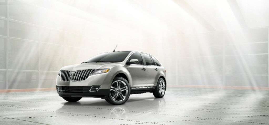 2014 Lincoln MKX in Ingot Silver Metallic