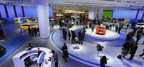 2014 NAIAS - Ford Stand 1