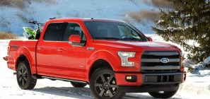 2015 Ford F-150 11