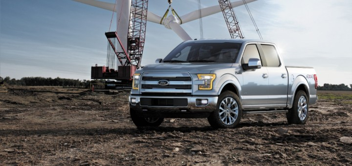 2015 Ford F-150 17