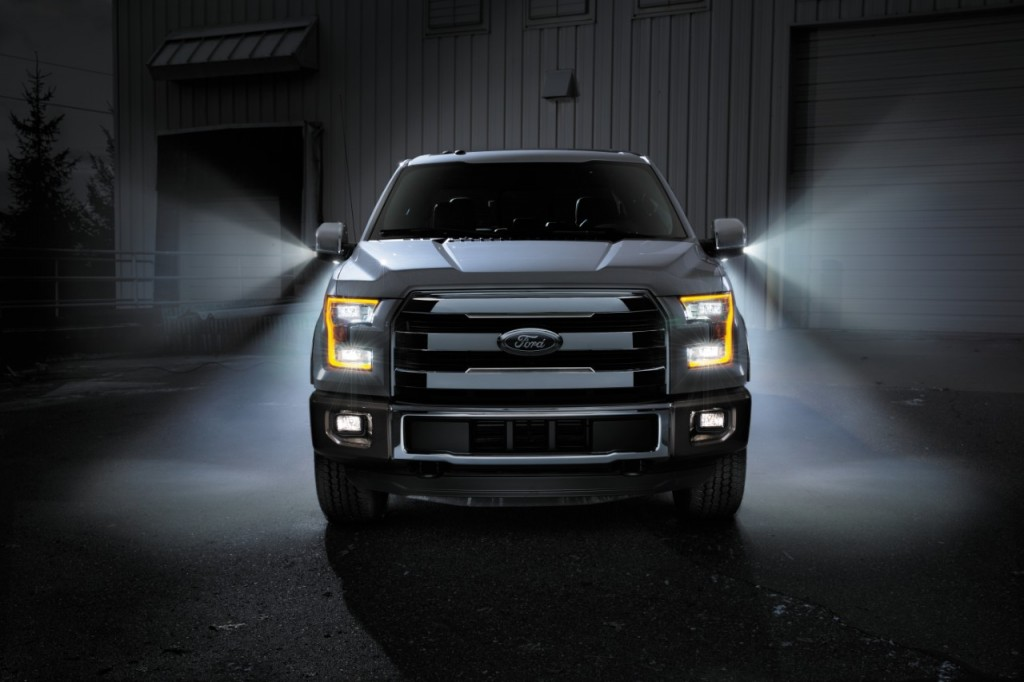 2015 Ford F-150 19