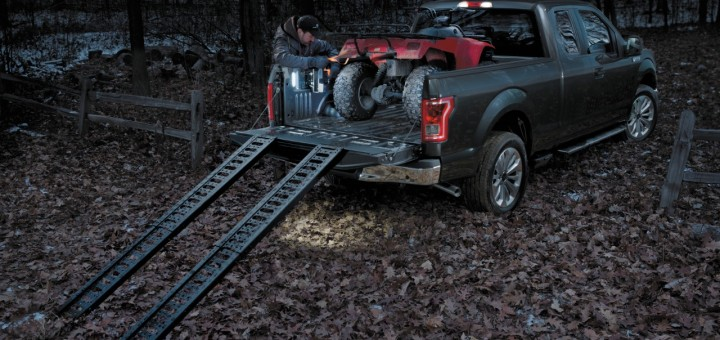2015 Ford F-150 20