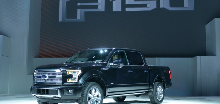 2015 Ford F-150 26