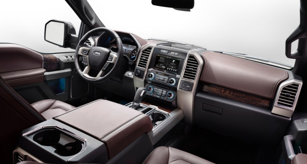 2015 Ford F-150 28