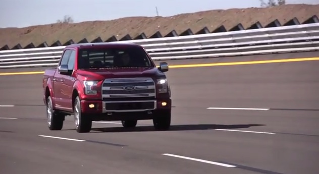 2015 ford f 150 fuel economy revealed. Black Bedroom Furniture Sets. Home Design Ideas