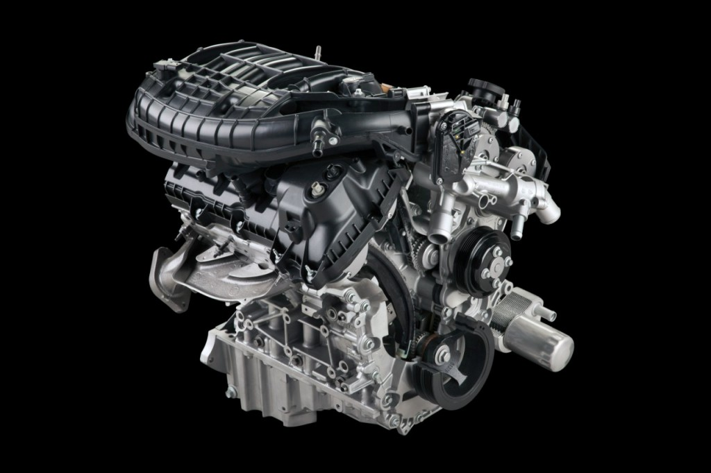 2015 F-150 To Introduce All-New 3.5-Liter V6 As Base Engine