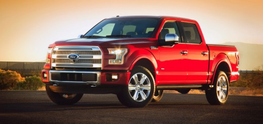 2015 Ford F-150 exterior 1